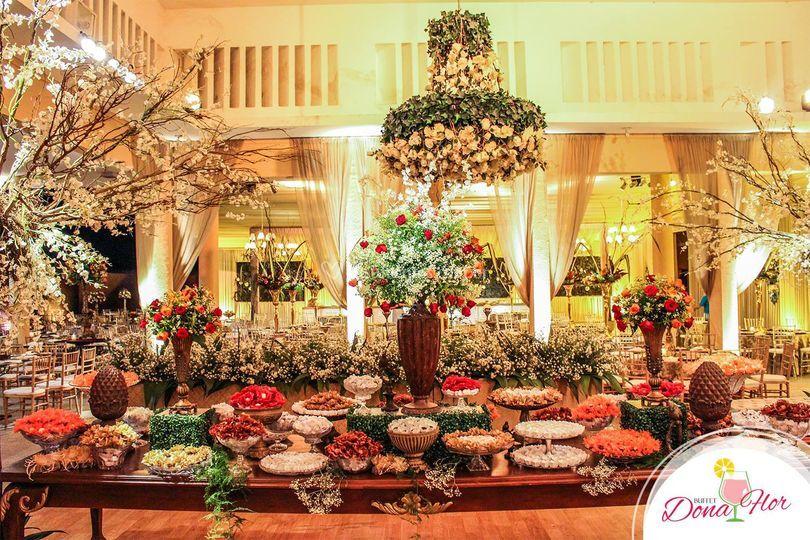 Buffet Dona Flor
