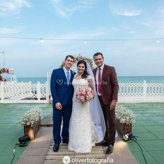 Casamento Kasa da Ilha