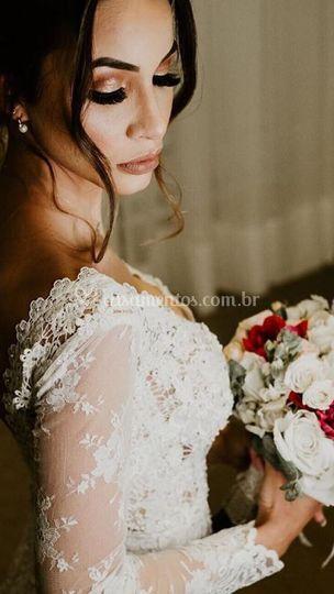 Noiva de vitrine