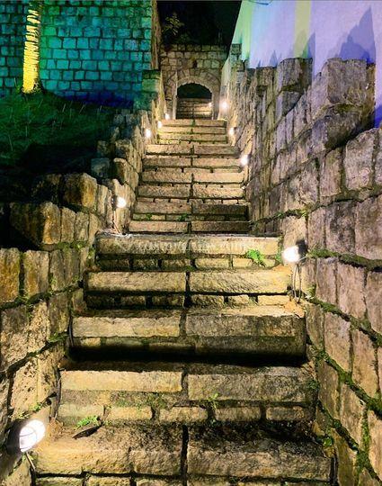 Escada Portaria