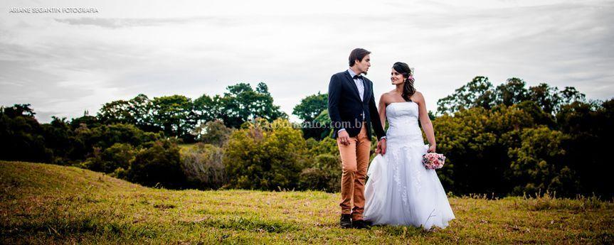 Casamento no sítio