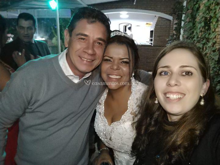 Casamento Luciano e Marcia