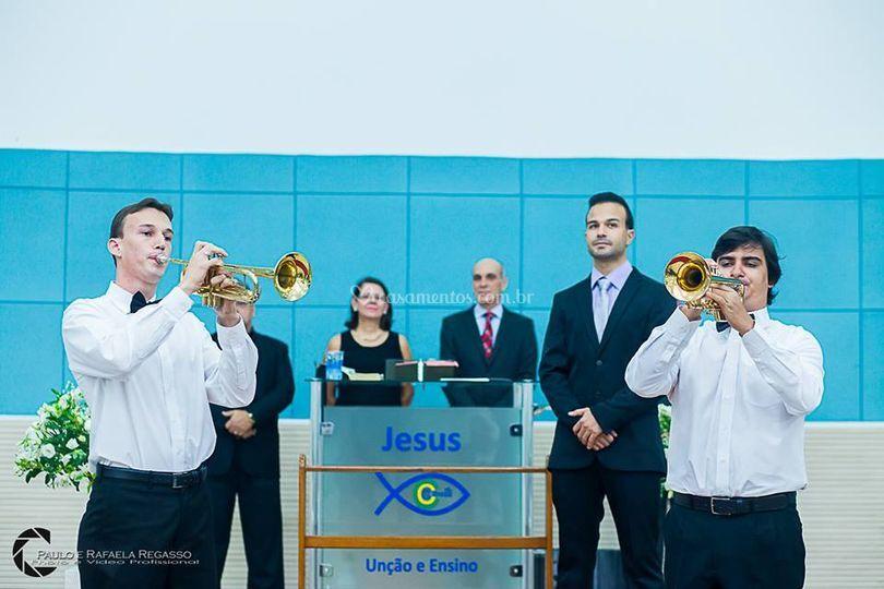 Black Tie Brass Band