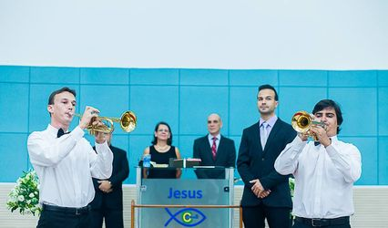 Black Tie Brass Band 1