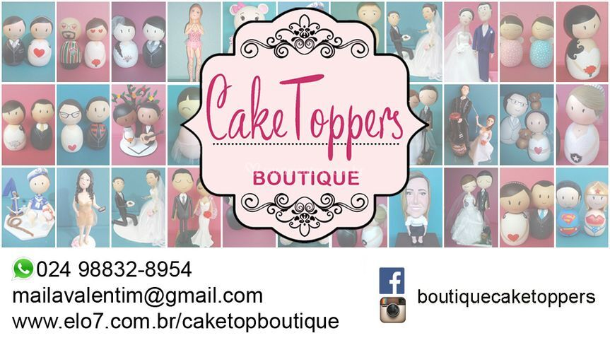 Cake Toppers Boutique