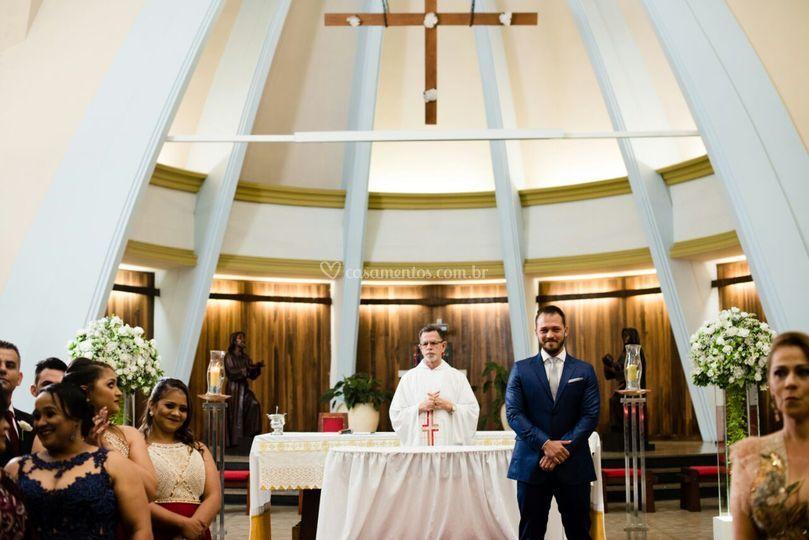 Noiva Rafaela - Cerimônia