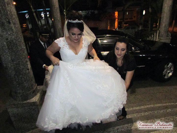 Auxilia a noiva SEMPRE