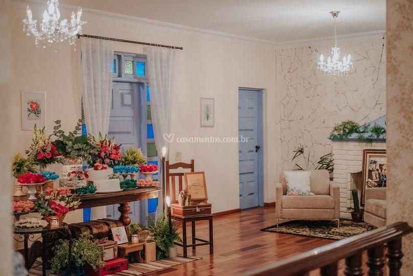 Uma casa linda linda