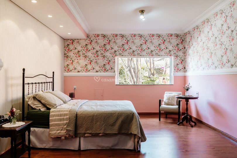 Um quarto para as noivas