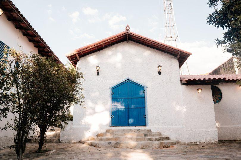Casar em uma capela