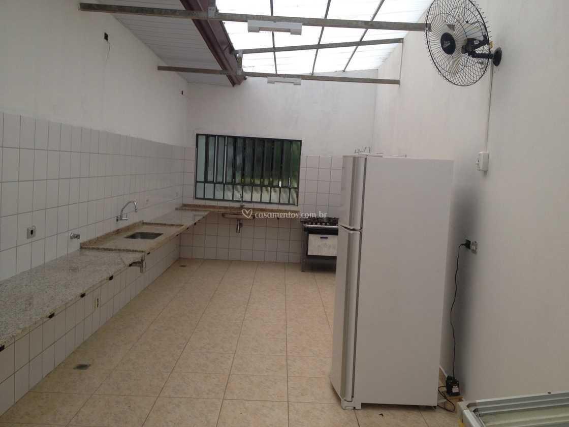 Cozinha C Fog O Industrial De Espa O Mais Foto 4