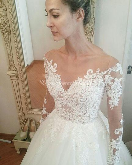 82451c6c1 Natkat Bridal Couture Noiva Lorena