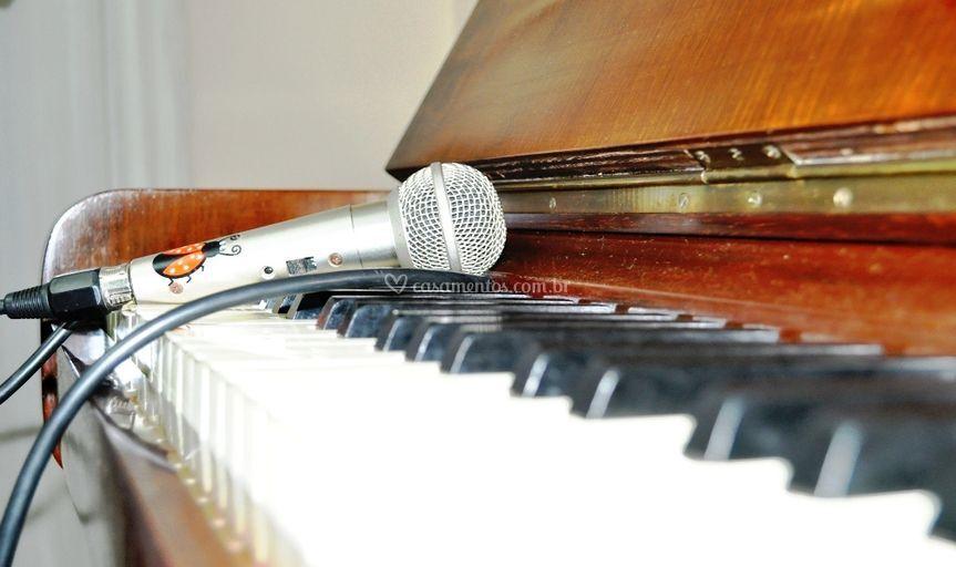 Voz e piano