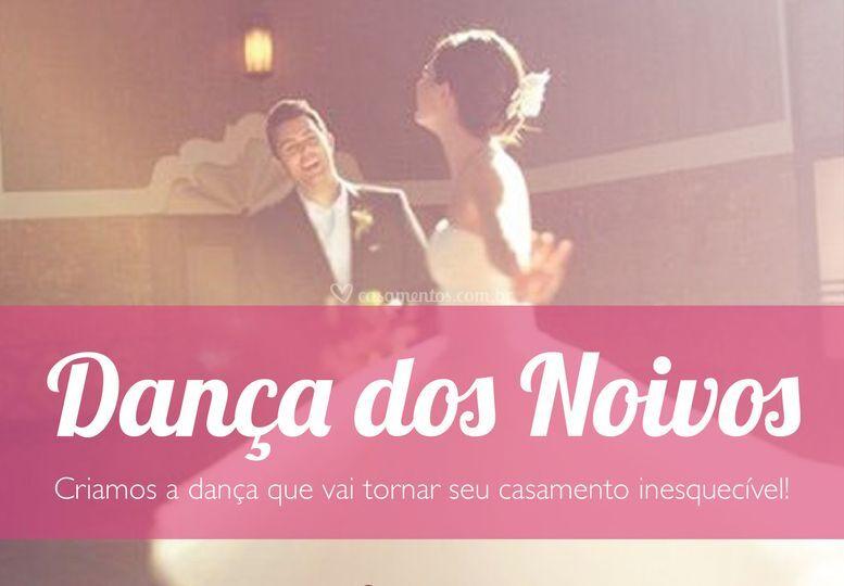 Dança com noivos