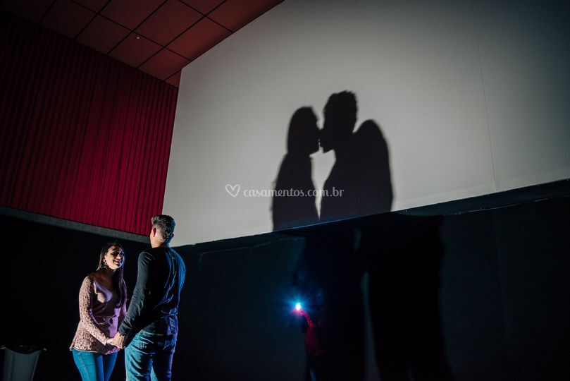 Pré-wedding Cinema