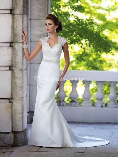 Vestidos de noiva de Noivas a Mil