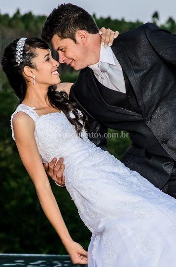 Noivos Pós Casamento