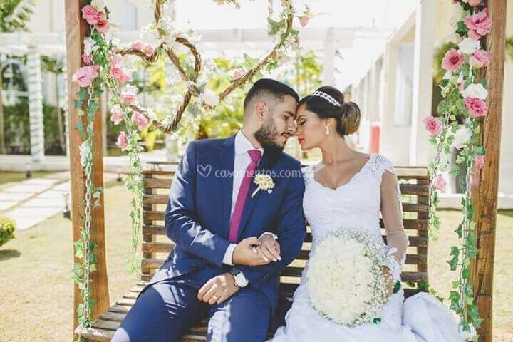 Casal mais lindo
