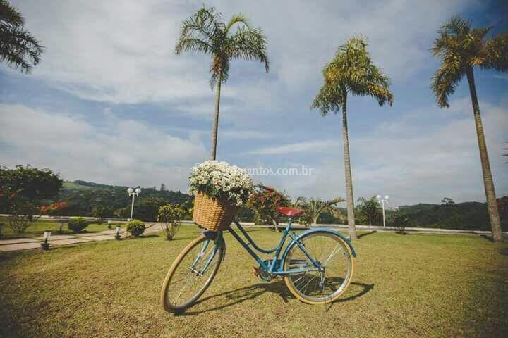 Bike cenografica