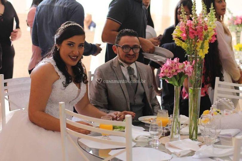 Julia e Vicente
