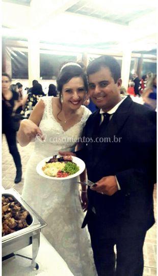 Marcos e Fabiana
