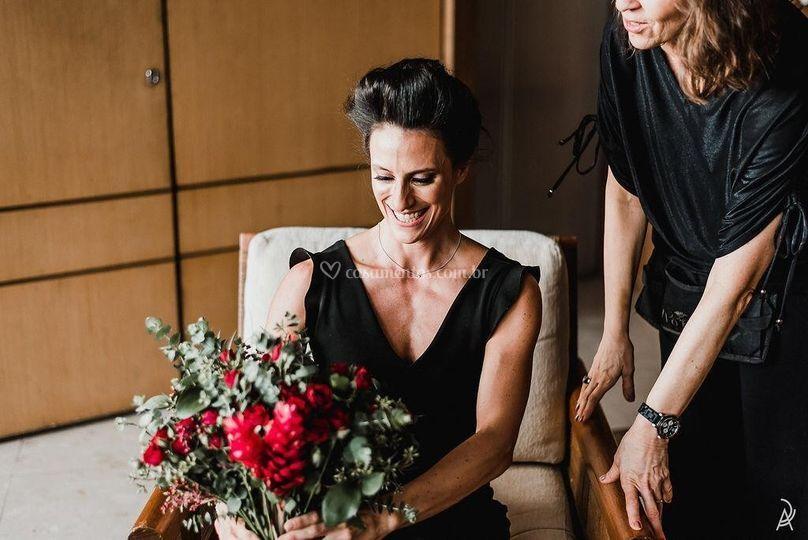 Dia da noiva em hotel