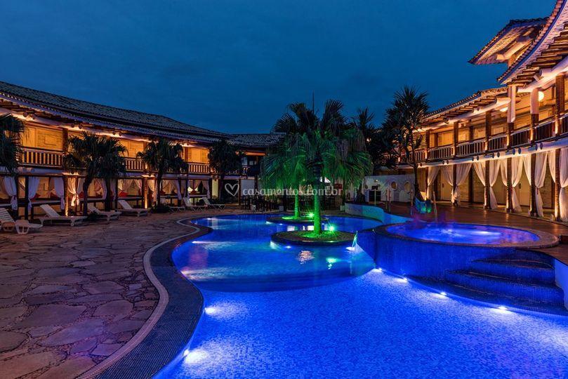 Bela piscina central