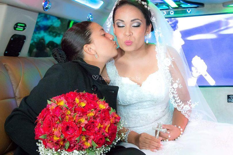 Noiva encantadora