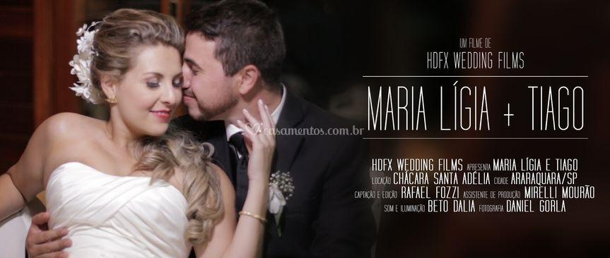 Maria Ligia e Tiago - Trailer