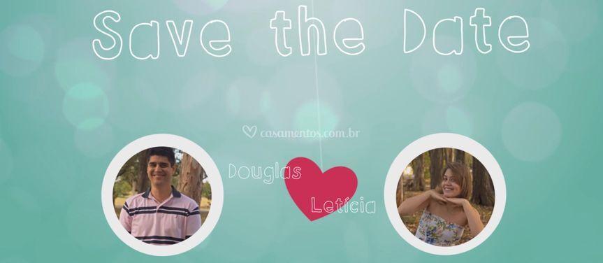 Gouglas e Leticia - Save The D