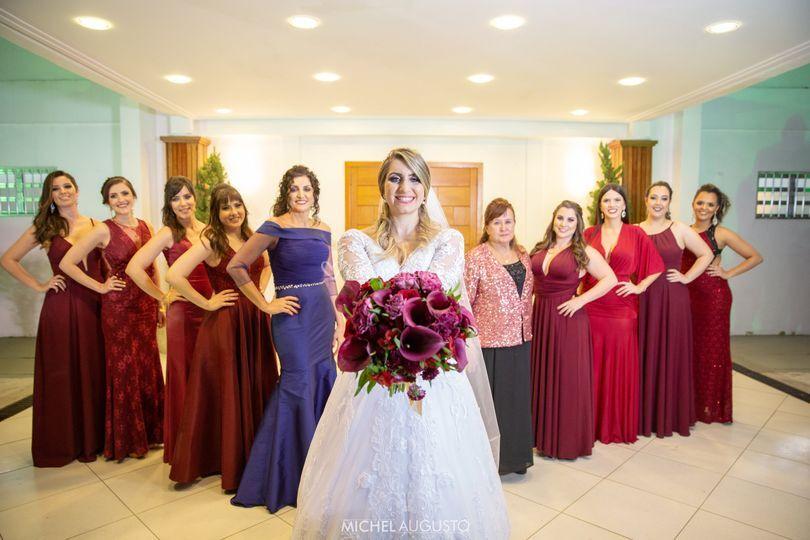 Casamento julia e wagner