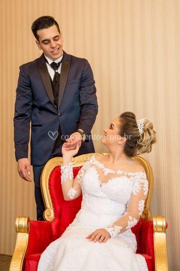 Casamento karol e jiacomo