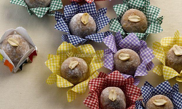 Segredinho de amendoim