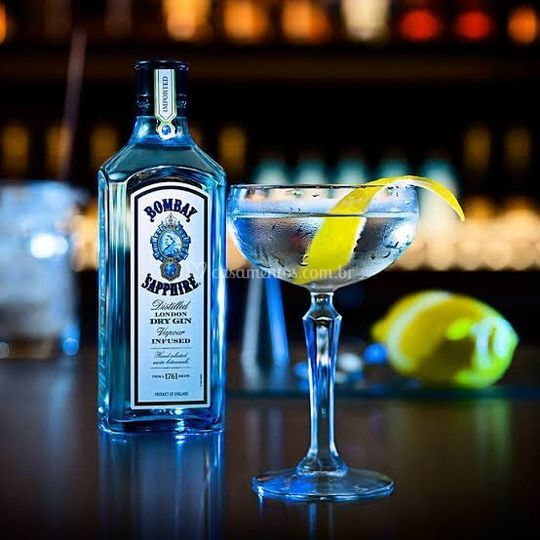 Gin Tônica Tradicional