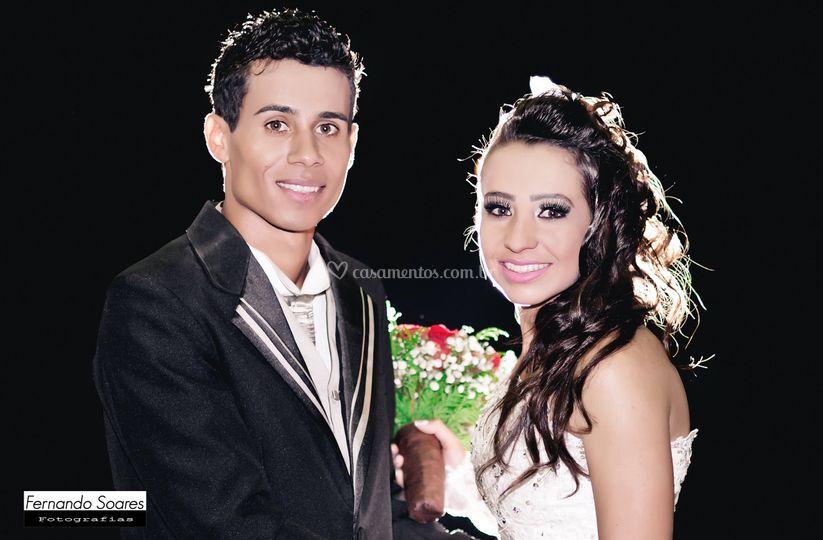 Elilaine e Marcos
