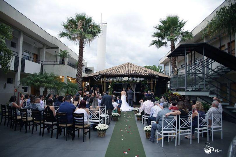 Wedding Othon Suites