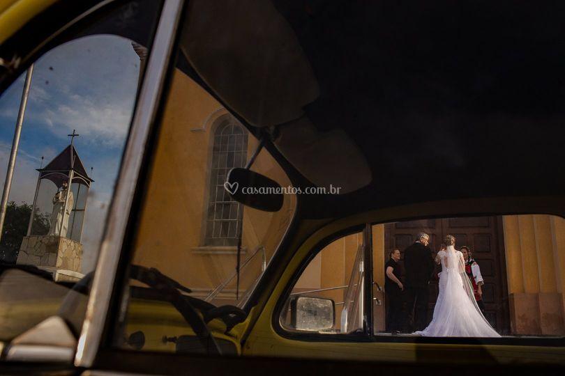 Hora de casar!