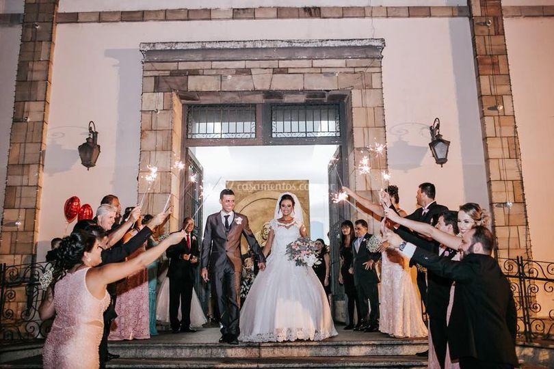 The Party Cerimonial Casamento
