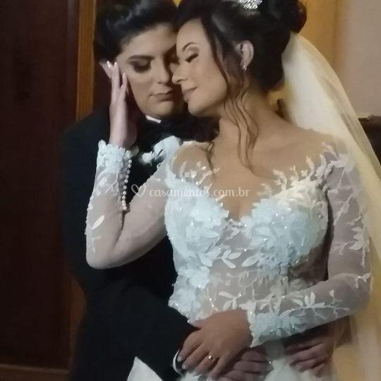 Yasmim e Mariana