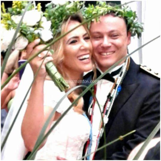 Casamento Umbanda!