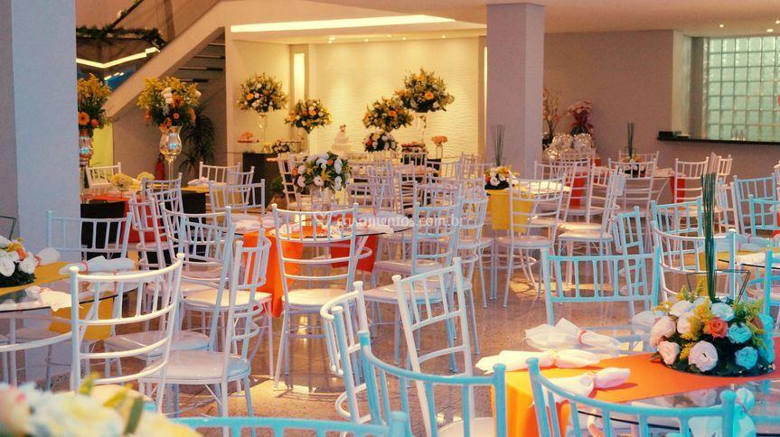Tâmisa lounge buffet