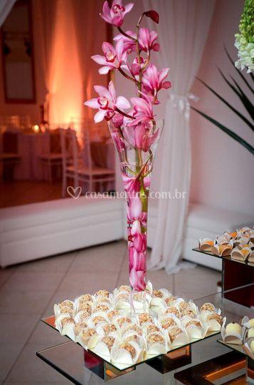 Casamento  | Mesa do bolo