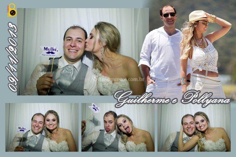 Casamento Guilherme e Pollyana