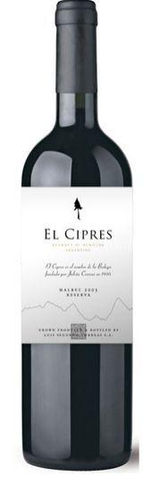 El Cipres Reserva Malbec