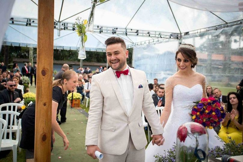 Casamento Jessica e Kel