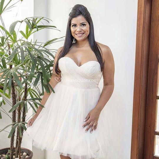 Vestido de noiva Lorena
