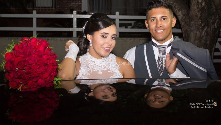 Casamento Bruna & Bruce