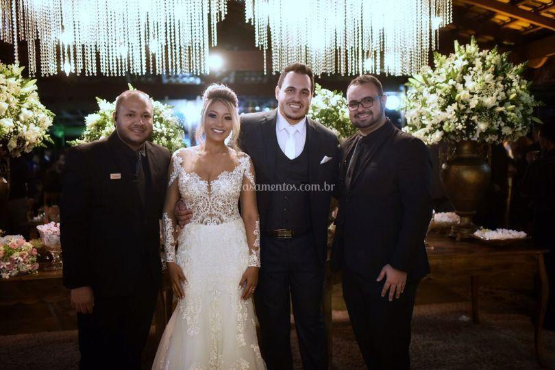 Casamento Jaqueline e Rodrigo
