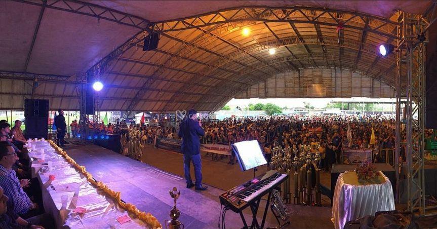 Evento em Manacapuru
