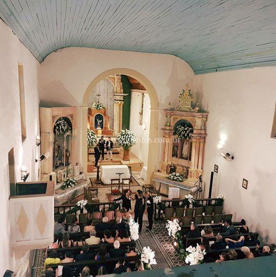 Igreja São Miguel Arcanjo - BA